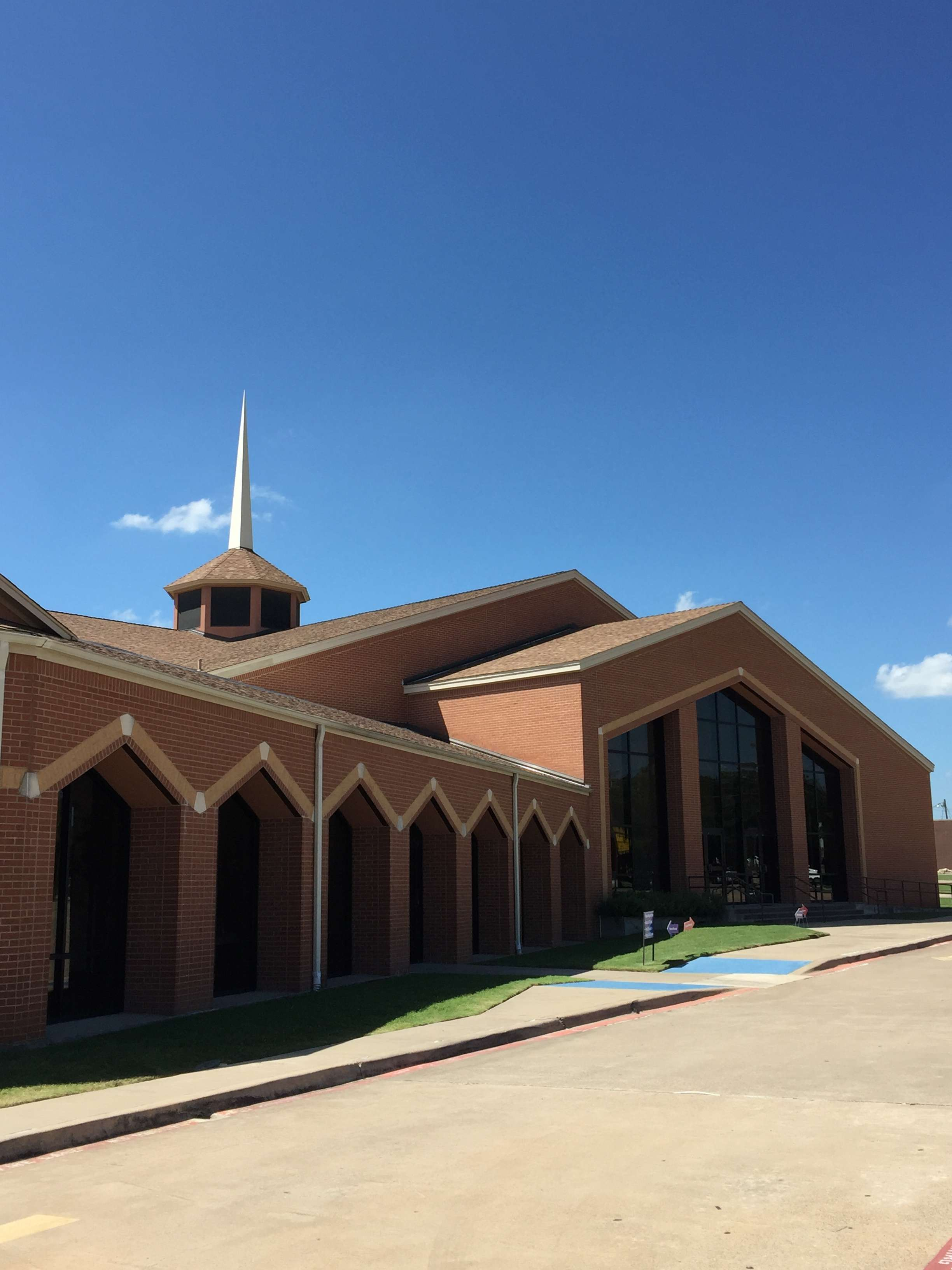TX, Granbury - ACTON BAPTIST CHURCH