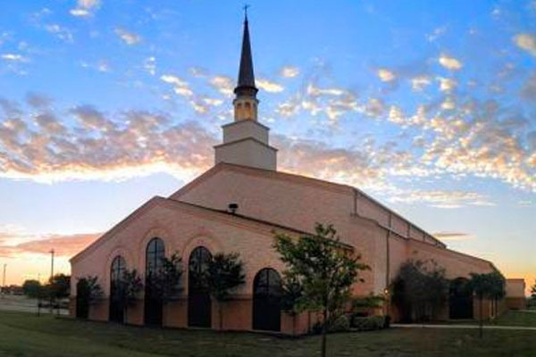 TX, Killeen - FIRST BAPTIST CHURCH