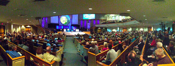 TX, McKinney - FIRST MCKINNEY BAPTIST CHURCH