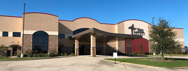 TX, Orange - FIRST BAPTIST CHURCH