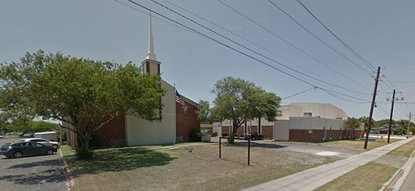 TX, Portland - FIRST BAPTIST CHURCH