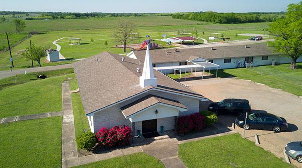 TX, Riesel - FIRST BAPTIST CHURCH