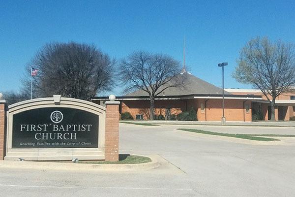 TX, Sanger - FIRST BAPTIST CHURCH