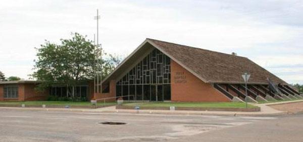 TX, Stratford - FIRST BAPTIST CHURCH