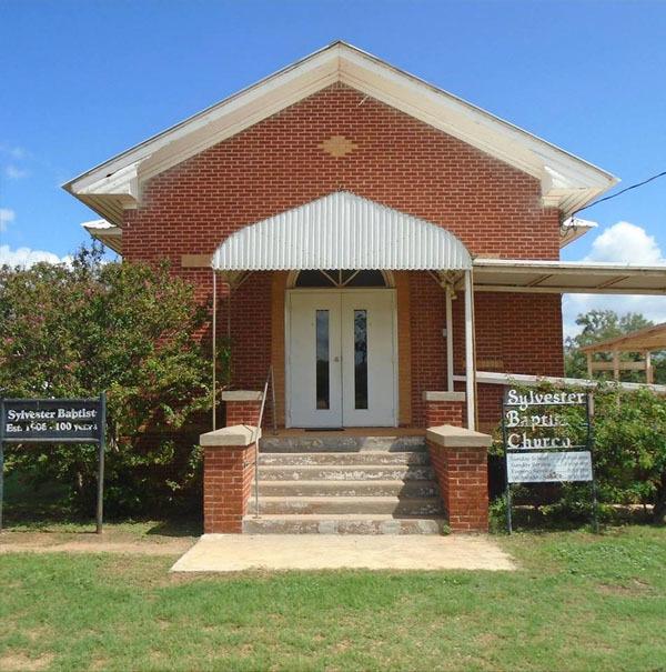 TX, Sylvester - SYLVESTER BAPTIST CHURCH