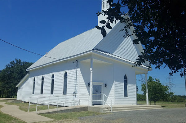 TX, Weatherford - CLEAR FORK BAPTIST CHURCH