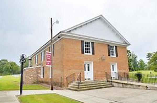 VA, Dunnsville - HOWERTONS BAPTIST CHURCH