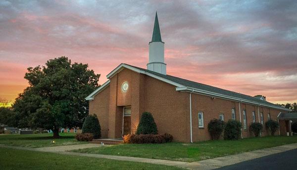 VA, Henrico - NORTH RUN BAPTIST CHURCH