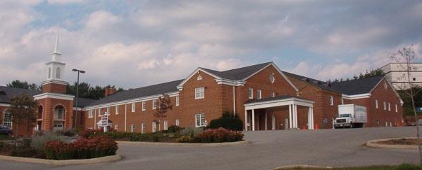 VA, Roanoke - BONSACK BAPTIST CHURCH