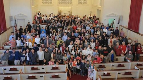 CT, Bloomfield - Chinese Baptist Church of Greater Hartford  |  YOUTH DIRECTOR