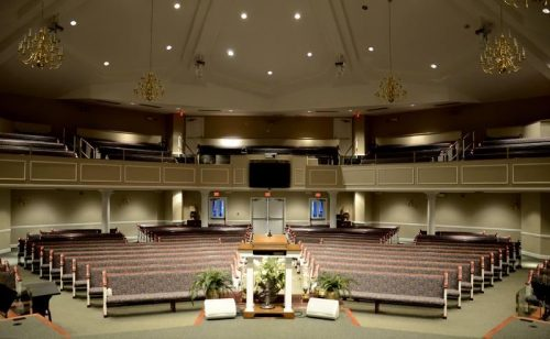 SC, Greenwood - Rice Memorial Baptist Church  |  SENIOR PASTOR