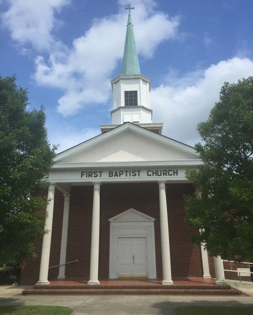 GA, Pooler - First Baptist Church  |  WORSHIP AND STUDENTS PASTOR