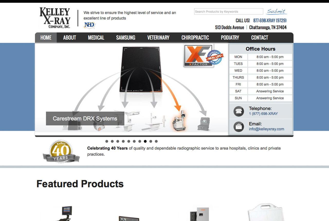 Kelley X-Ray