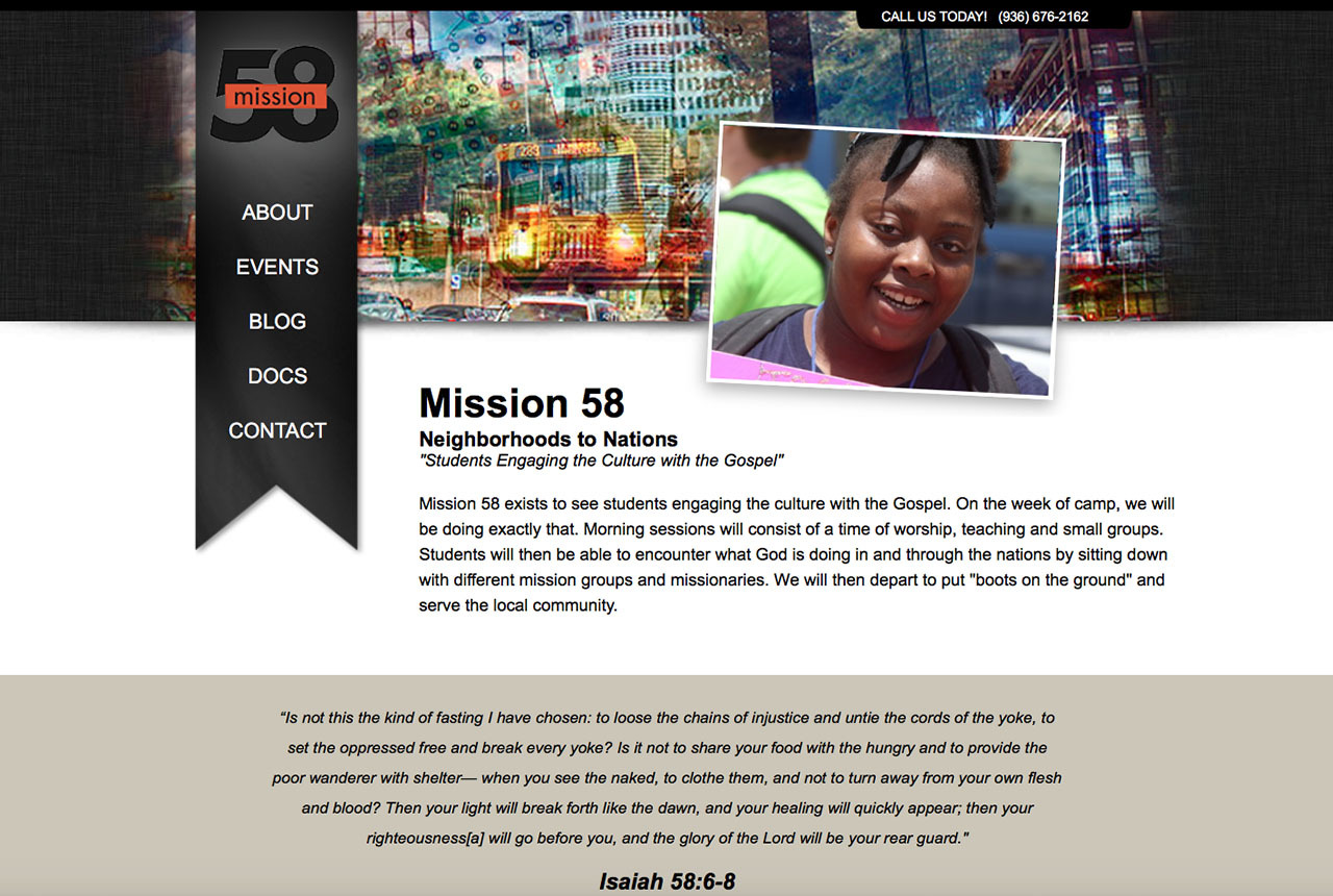 Mission 58 Camps