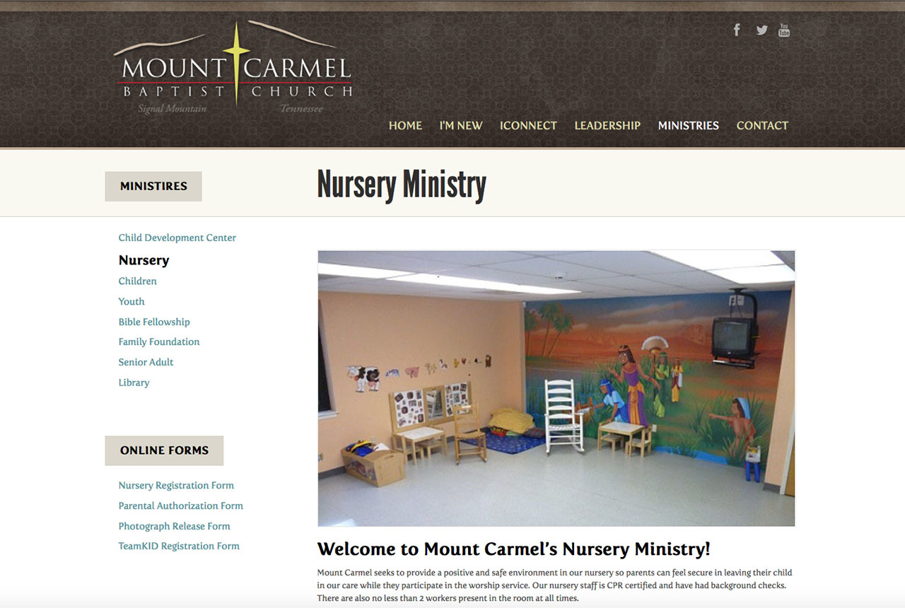 Mount Carmel Baptist Church
