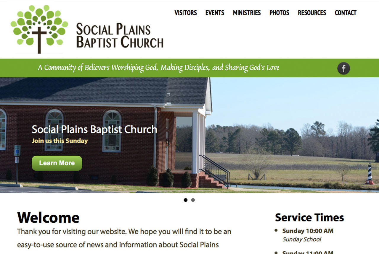 Social Plains Baptist Church